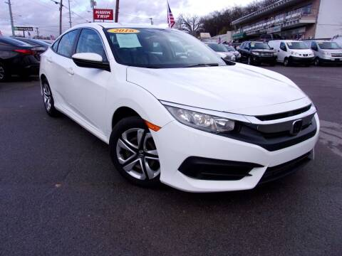 2016 Honda Civic for sale at A & A IMPORTS OF TN in Madison TN