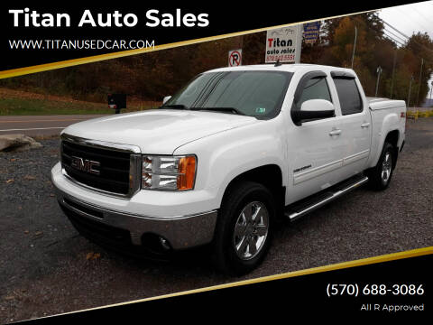 2011 GMC Sierra 1500 for sale at Titan Auto Sales in Berwick PA