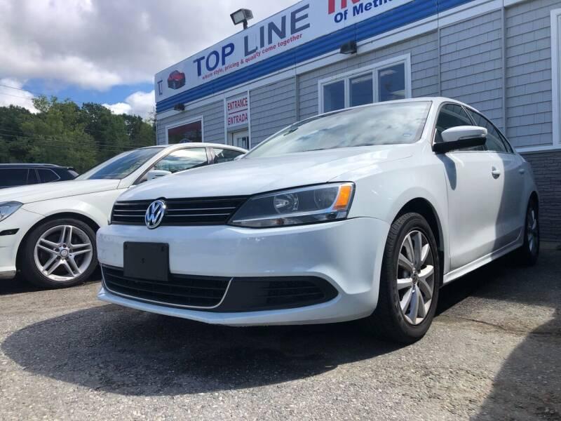 2014 Volkswagen Jetta for sale at Top Line Import of Methuen in Methuen MA