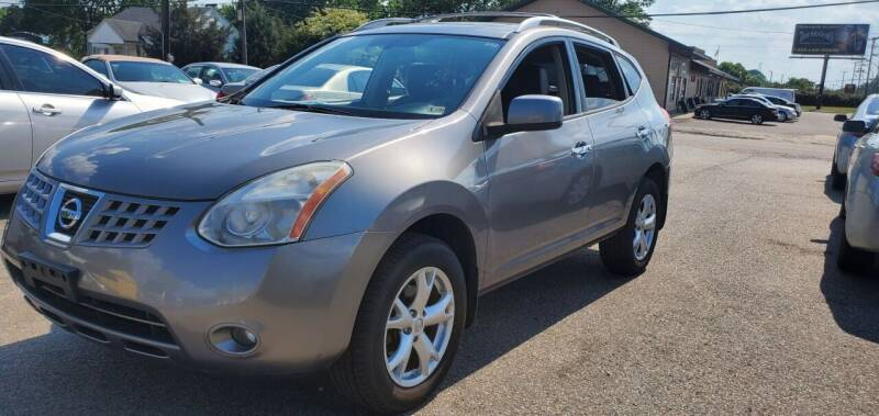 2010 Nissan Rogue for sale at AUTO NETWORK LLC in Petersburg VA
