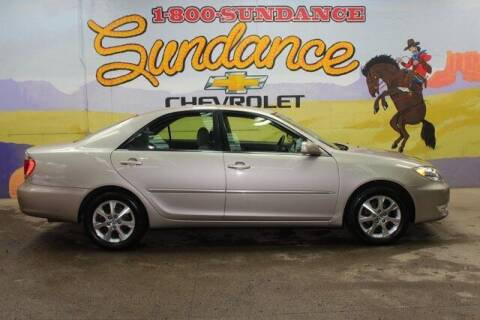 2006 Toyota Camry for sale at Sundance Chevrolet in Grand Ledge MI