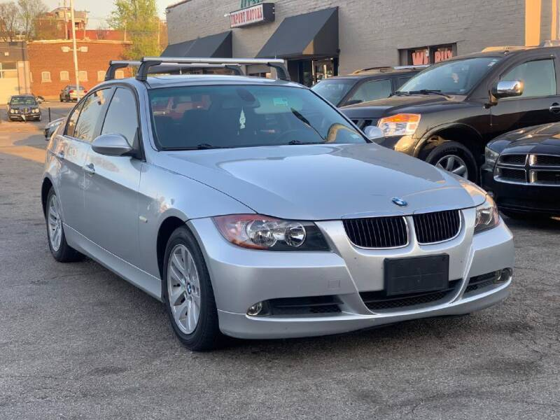 2007 BMW 3 Series for sale at IMPORT Motors in Saint Louis MO