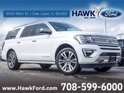 2020 Ford Expedition MAX for sale at Hawk Ford of Oak Lawn in Oak Lawn IL
