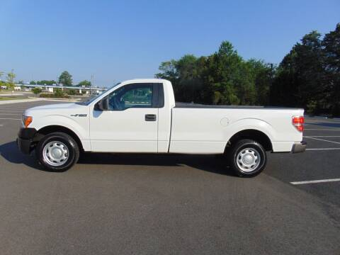 2014 Ford F-150 for sale at CR Garland Auto Sales in Fredericksburg VA