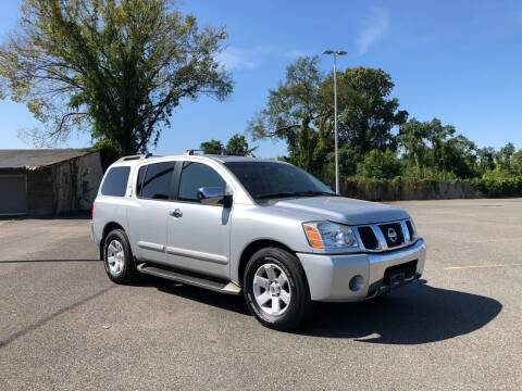 2004 Nissan Armada for sale at Peppard Autoplex in Nacogdoches TX