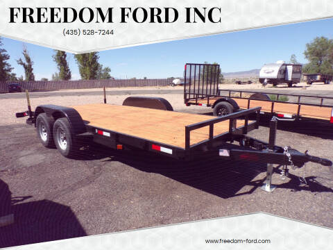 2021 FF OFFROAD 7x16 w/2' Dovetail for sale at Freedom Ford Inc in Gunnison UT