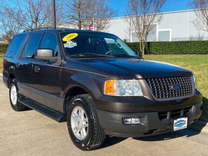 2005 Ford Expedition for sale at UNITED AUTO WHOLESALERS LLC in Portsmouth VA