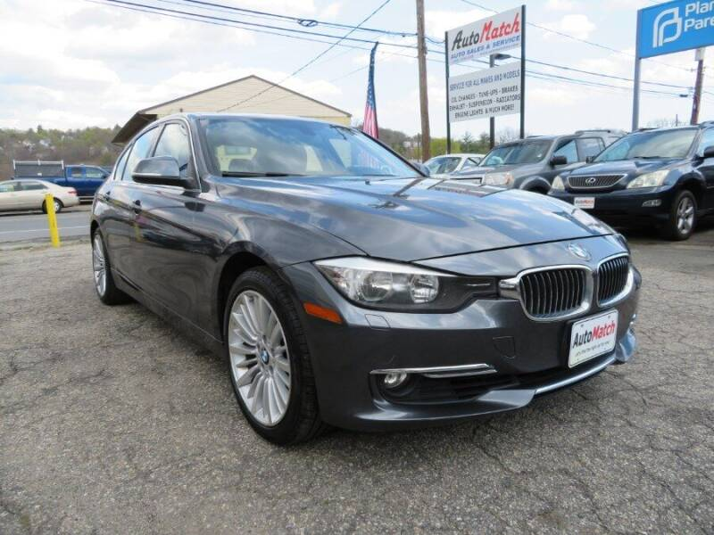 2013 BMW 3 Series for sale at Auto Match in Waterbury CT