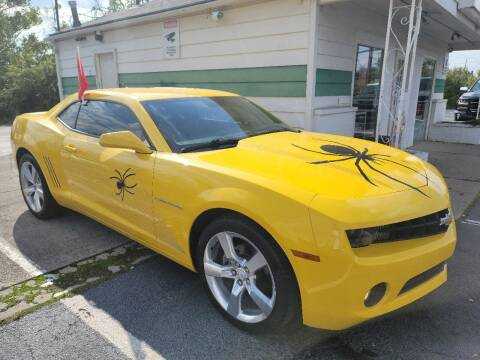 2010 Chevrolet Camaro for sale at Shaddai Auto Sales in Whitehall OH