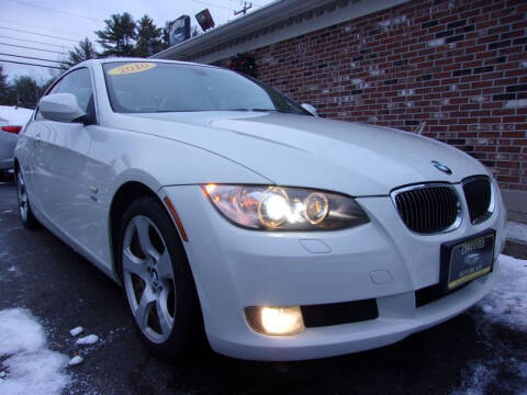 2010 BMW 3 Series for sale at Certified Motorcars LLC in Franklin NH