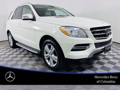 2013 Mercedes-Benz M-Class for sale at Preowned of Columbia in Columbia MO