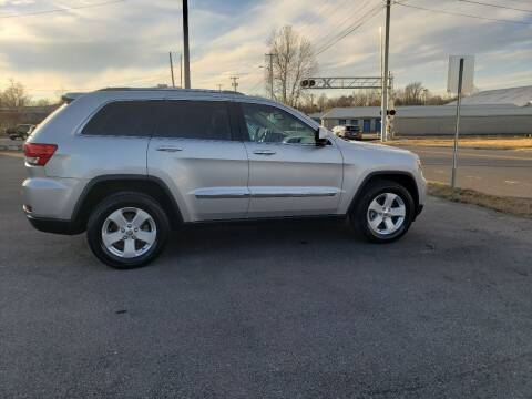 2012 Jeep Grand Cherokee for sale at CHILI MOTORS in Mayfield KY