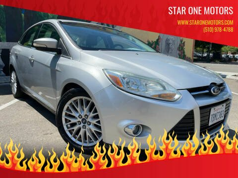 2012 Ford Focus for sale at Star One Motors in Hayward CA
