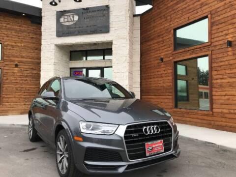 2018 Audi Q3 for sale at Hamilton Motors in Lehi UT