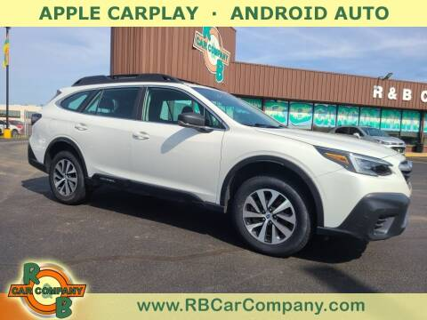 2020 Subaru Outback for sale at R & B Car Co in Warsaw IN