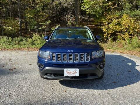 2014 Jeep Compass for sale at Beaver Lake Auto in Franklin NJ