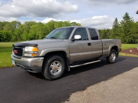 1999 GMC Sierra 1500 for sale at Shores Auto in Lakeland Shores MN