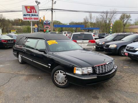 1997 Cadillac DeVille for sale at KB Auto Mall LLC in Akron OH