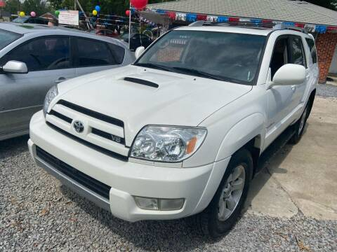 2004 Toyota 4Runner for sale at American Auto in Rayville LA