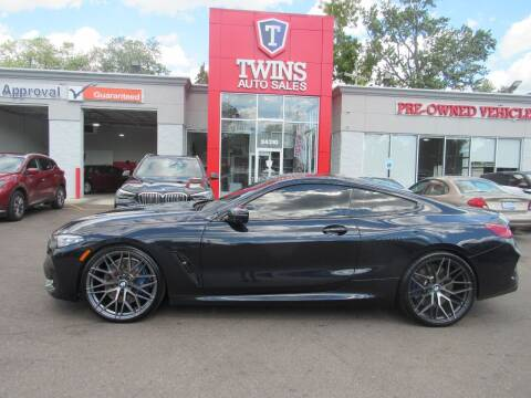 2019 BMW 8 Series for sale at Twins Auto Sales Inc in Detroit MI