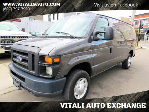 2008 Ford E-Series Cargo for sale at VITALI AUTO EXCHANGE in Johnson City NY