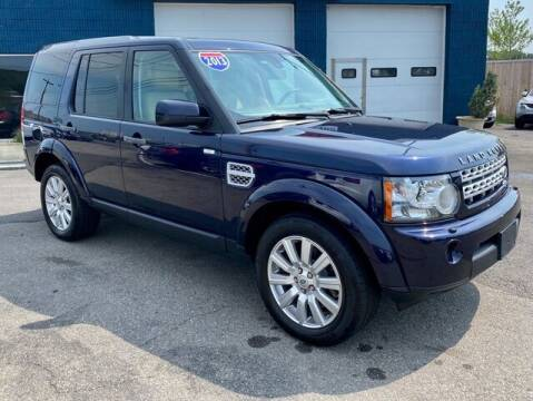2013 Land Rover LR4 for sale at Saugus Auto Mall in Saugus MA