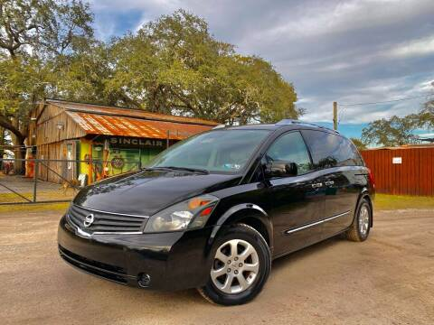 2008 Nissan Quest for sale at OVE Car Trader Corp in Tampa FL