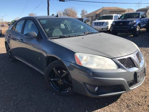 2009 Pontiac G6 for sale at 3-B Auto Sales in Aurora CO