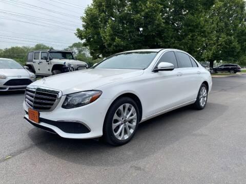 2018 Mercedes-Benz E-Class for sale at VK Auto Imports in Wheeling IL