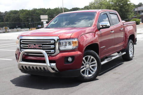 2015 GMC Canyon for sale at Auto Guia in Chamblee GA