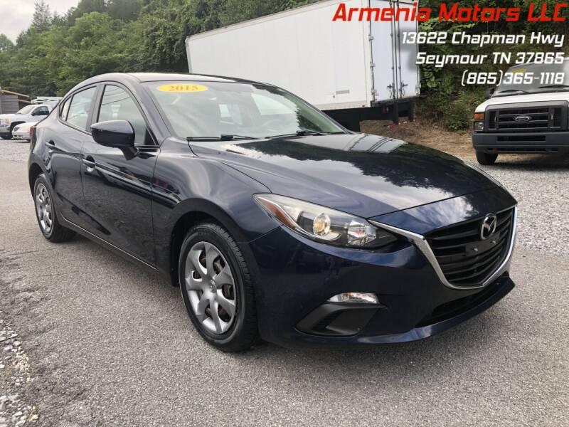 2015 Mazda MAZDA3 for sale at Armenia Motors in Seymour TN