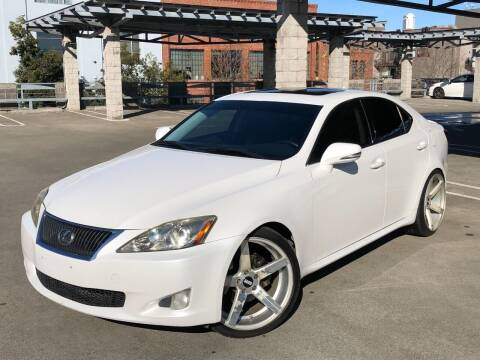 2010 Lexus IS 250 for sale at CITY MOTOR SALES in San Francisco CA