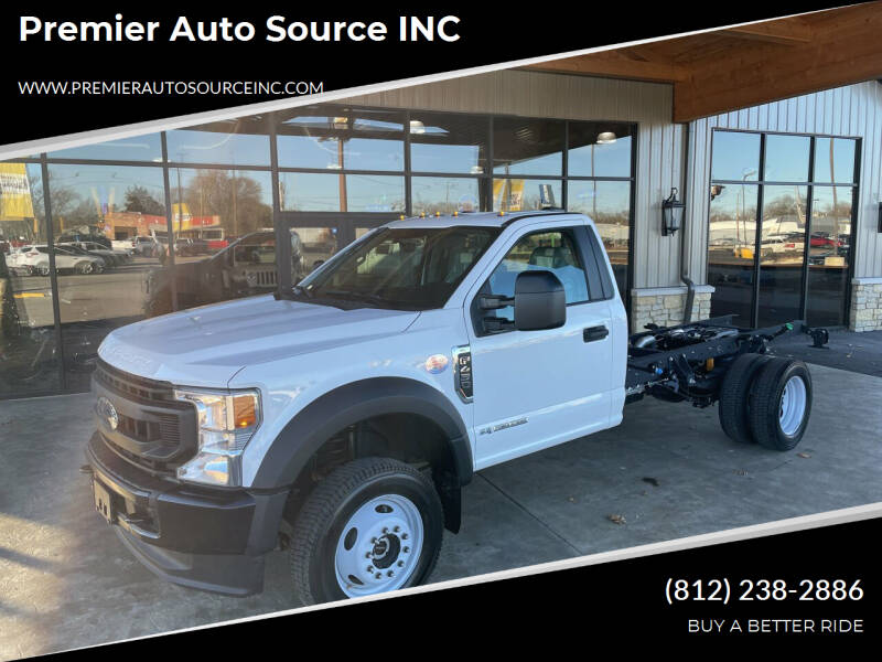 2020 Ford F-450 Super Duty for sale at Premier Auto Source INC in Terre Haute IN