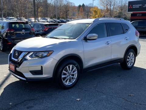 2018 Nissan Rogue for sale at Midstate Auto Group in Auburn MA