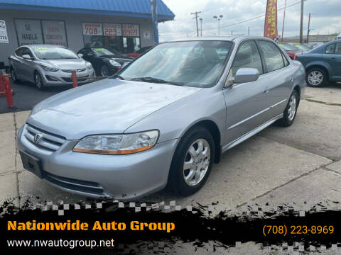 2001 Honda Accord for sale at Nationwide Auto Group in Melrose Park IL