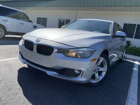 2013 BMW 3 Series for sale at Fisher Motor Group LLC in Bradenton FL