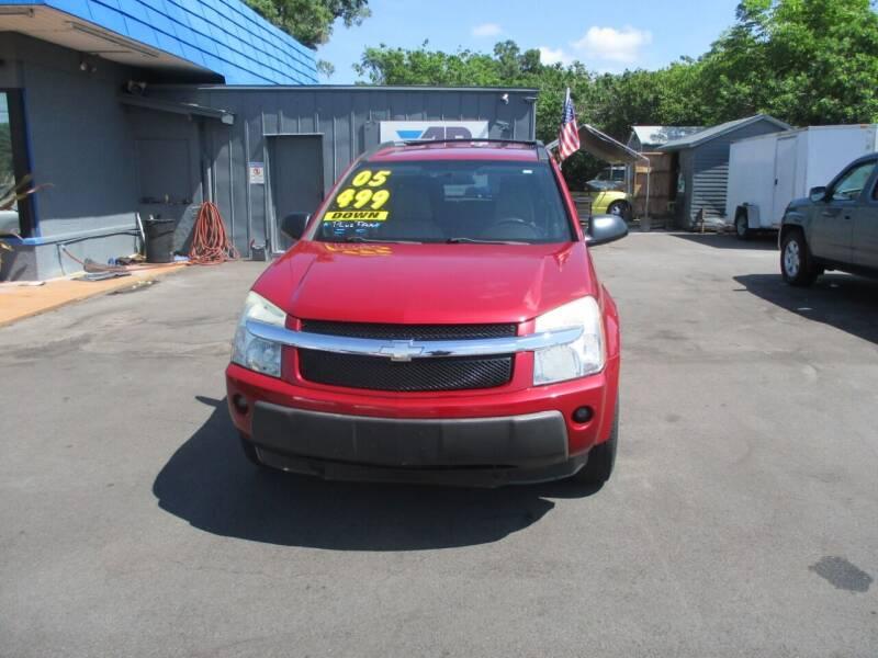 2005 Chevrolet Equinox for sale at AUTO BROKERS OF ORLANDO in Orlando FL