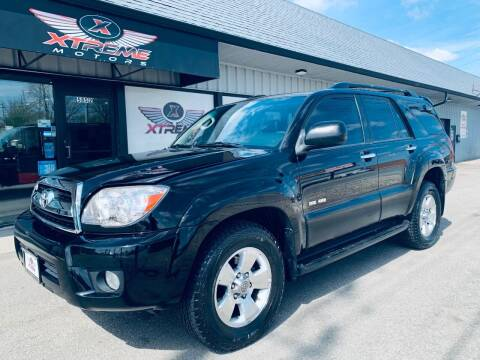 2007 Toyota 4Runner for sale at Xtreme Motors Inc. in Indianapolis IN