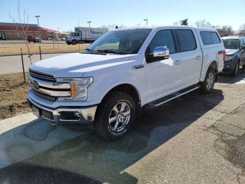 2019 Ford F-150 for sale at CFN Auto Sales in West Fargo ND