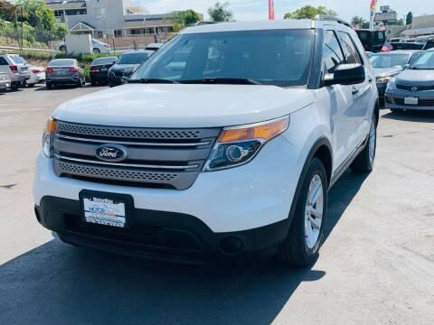 2013 Ford Explorer for sale at MotorMax in Lemon Grove CA