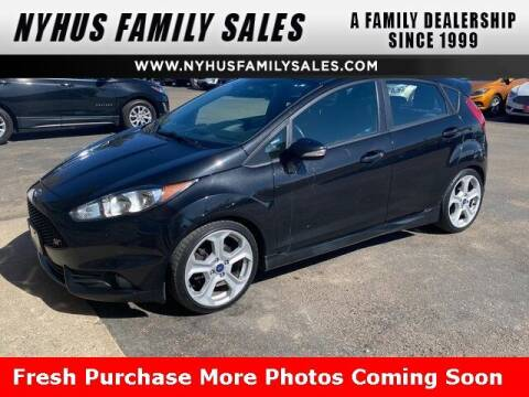2014 Ford Fiesta for sale at Nyhus Family Sales in Perham MN