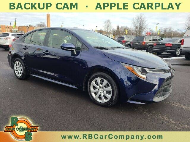 2020 Toyota Corolla for sale at R & B Car Company in South Bend IN