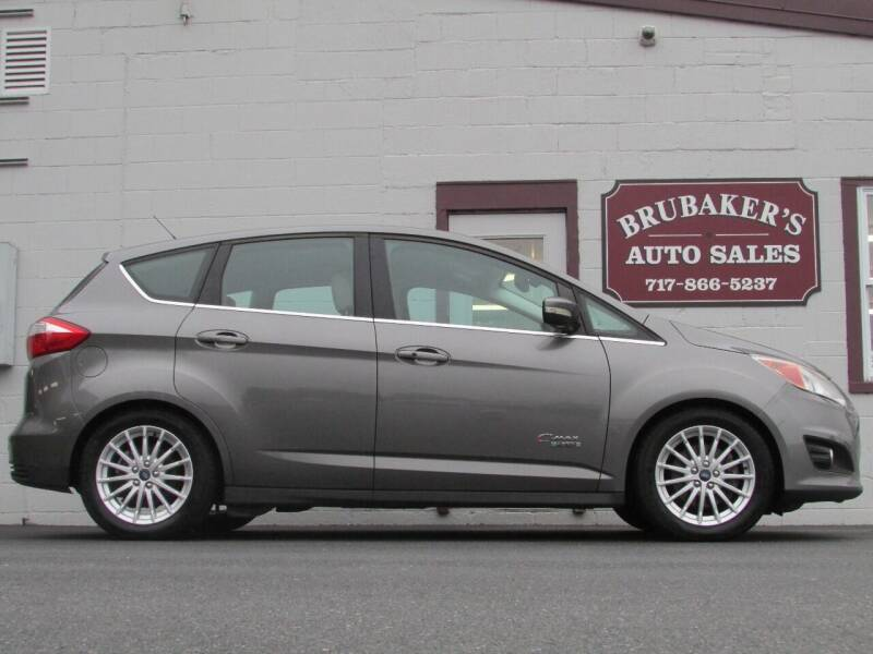 2014 Ford C-MAX Energi for sale at Brubakers Auto Sales in Myerstown PA