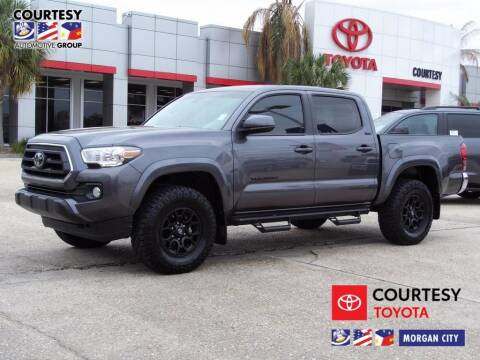 2020 Toyota Tacoma for sale at Courtesy Toyota & Ford in Morgan City LA