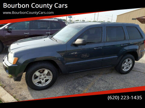 2007 Jeep Grand Cherokee for sale at Bourbon County Cars in Fort Scott KS