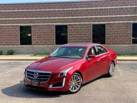 2014 Cadillac CTS for sale at A To Z Autosports LLC in Madison WI