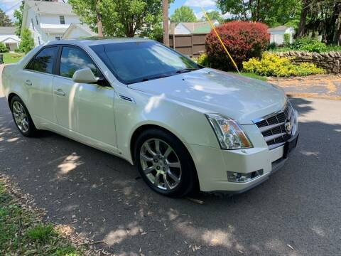 2008 Cadillac CTS for sale at Via Roma Auto Sales in Columbus OH