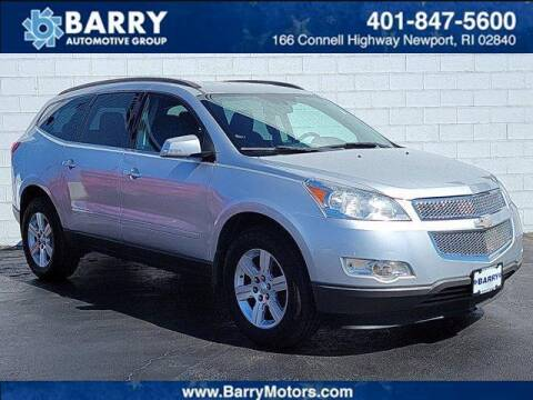2012 Chevrolet Traverse for sale at BARRYS Auto Group Inc in Newport RI
