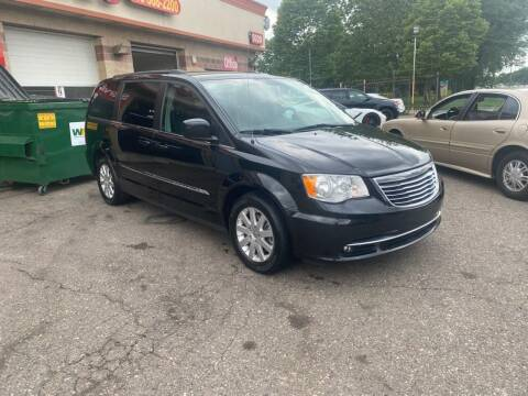 2016 Chrysler Town and Country for sale at KING AUTO SALES  II in Detroit MI