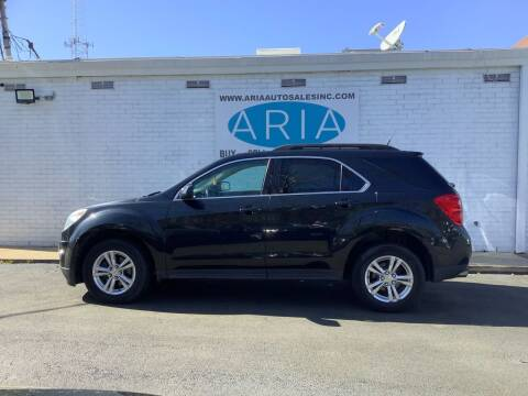 2012 Chevrolet Equinox for sale at ARIA  AUTO  SALES in Raleigh NC